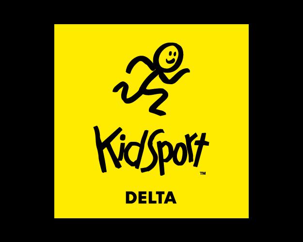 KidSport Delta logo